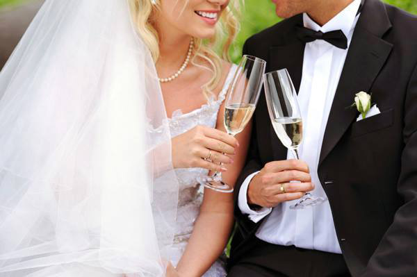 Weddings at Barnabys Restaurant