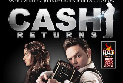 Cash Returns at Barnabys Fri 24th November 2017