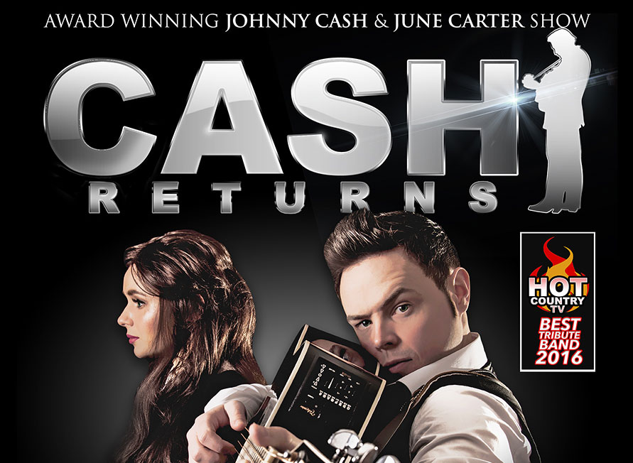 Cash Returns at Barnabys Fri 24th November 2017