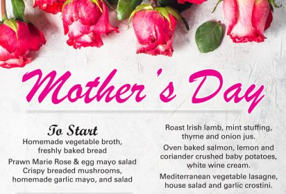 Mothers Day 2018 at Barnabys Restaurant