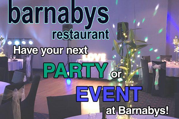 Barnabys Restaurant