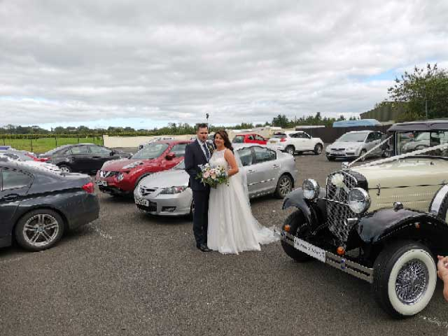 August Weddings at Barnabys Restaurant Ballyclare